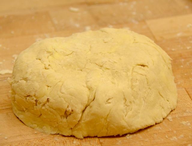 Pie dough