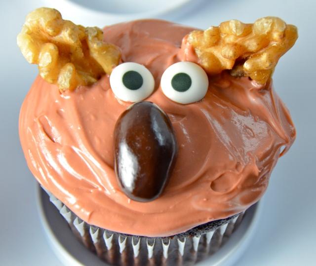 Koala Cupcake