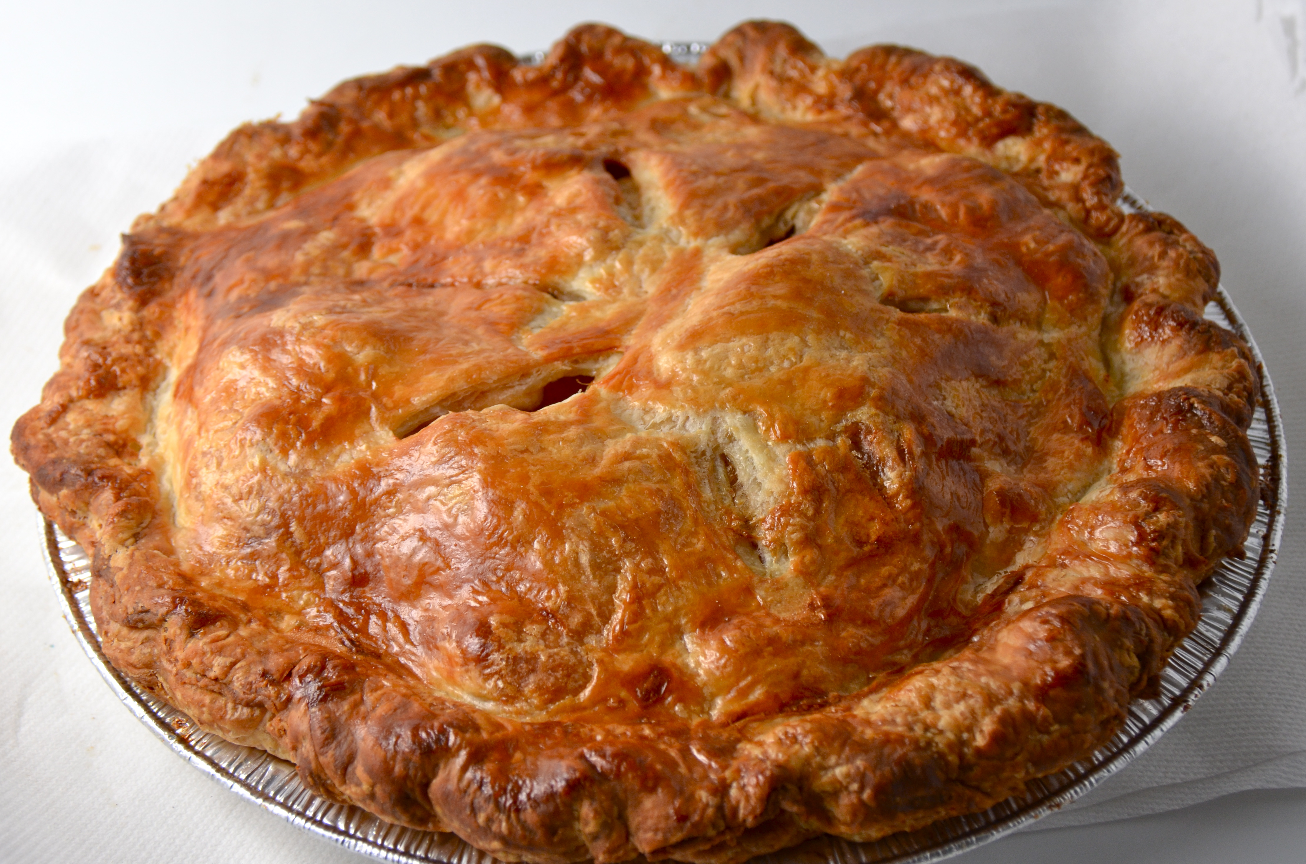 Double Crust Apple Pie, With Love. Love The New Song From ...