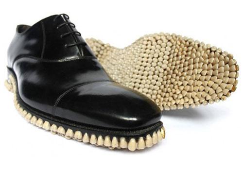 teeth-shoes
