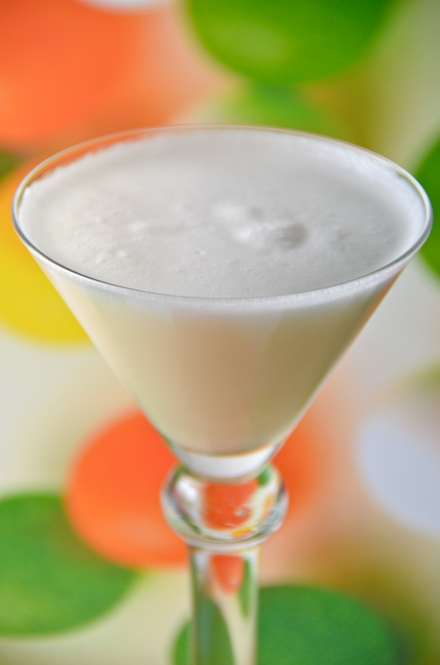Coconut Tequila Cocktail