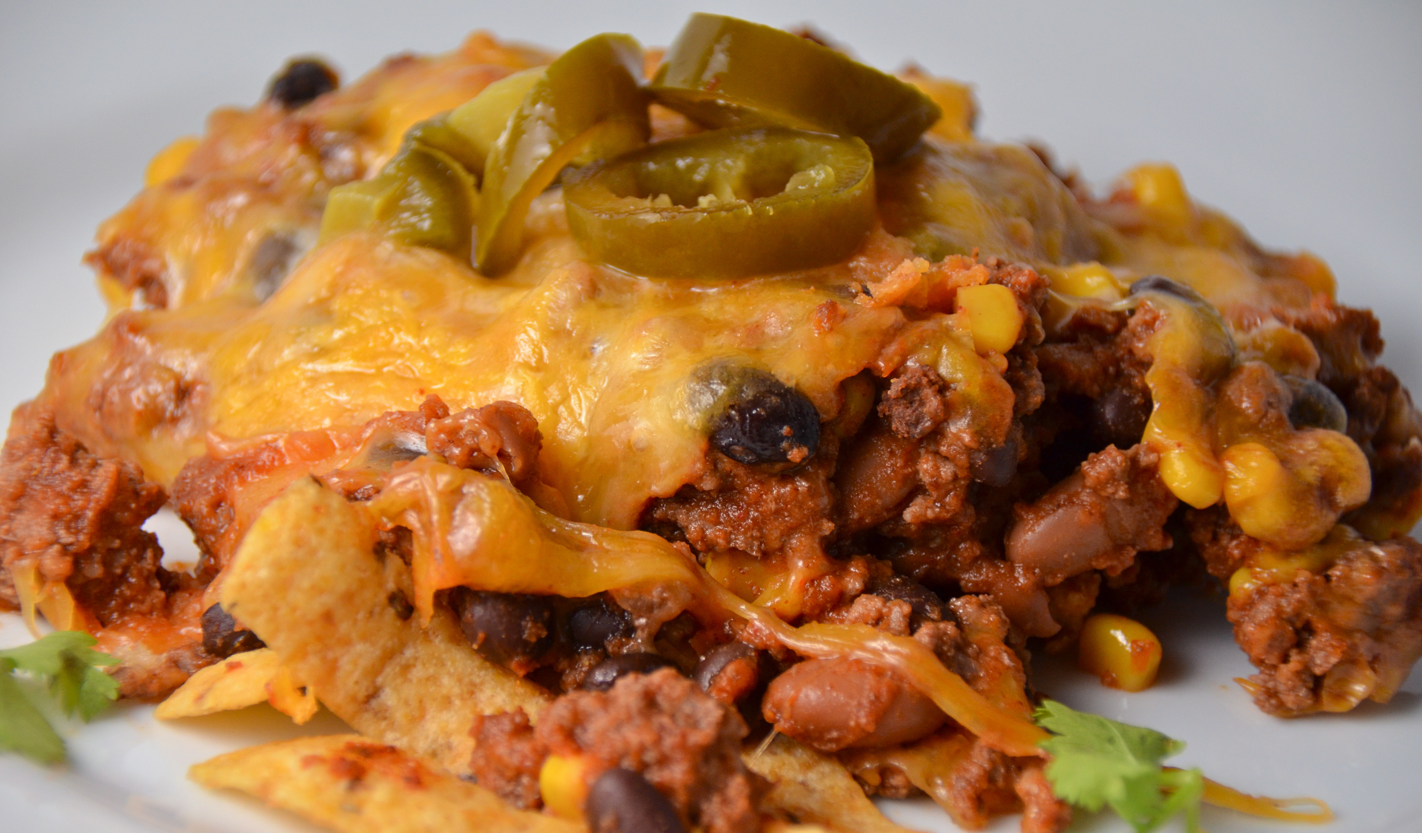 Frito Pie Casserole Is Father Christmas A Frog I Sing