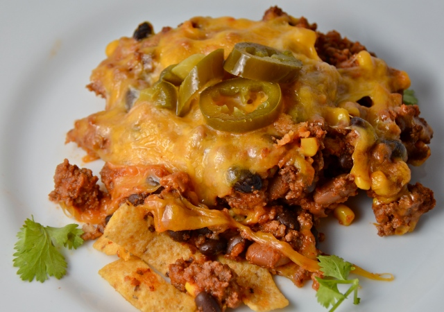 Frito pie casserole is father christmas a frog i sing in the