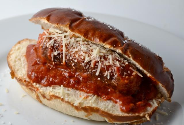 Italian Sausage Grinders