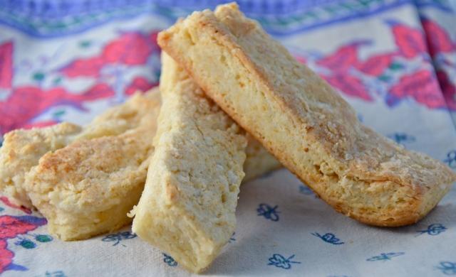 Butter Dips Bread