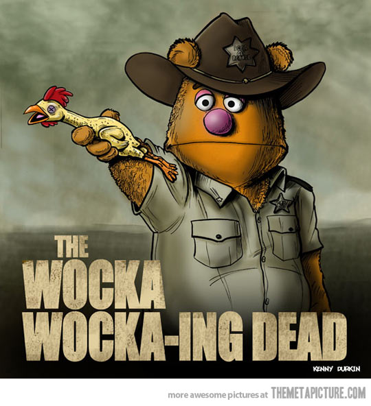 funny-Wocka-Muppets-Walking-Dead