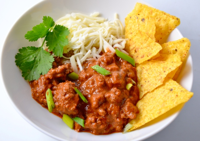 Fire And Ice Ohio-Style Chili