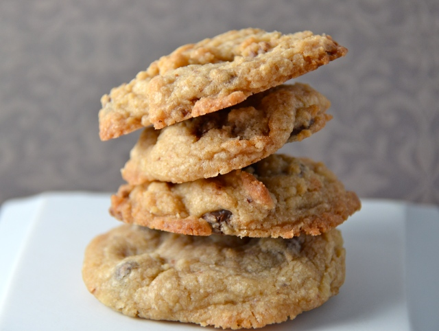 Chocolate-Toffee Cookies