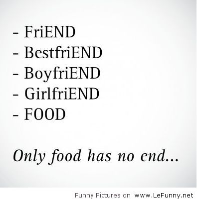Food-has-no-end