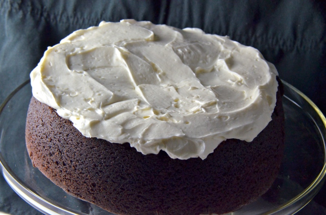 Guinness Chocolate Cake With Cream Cheese Icing
