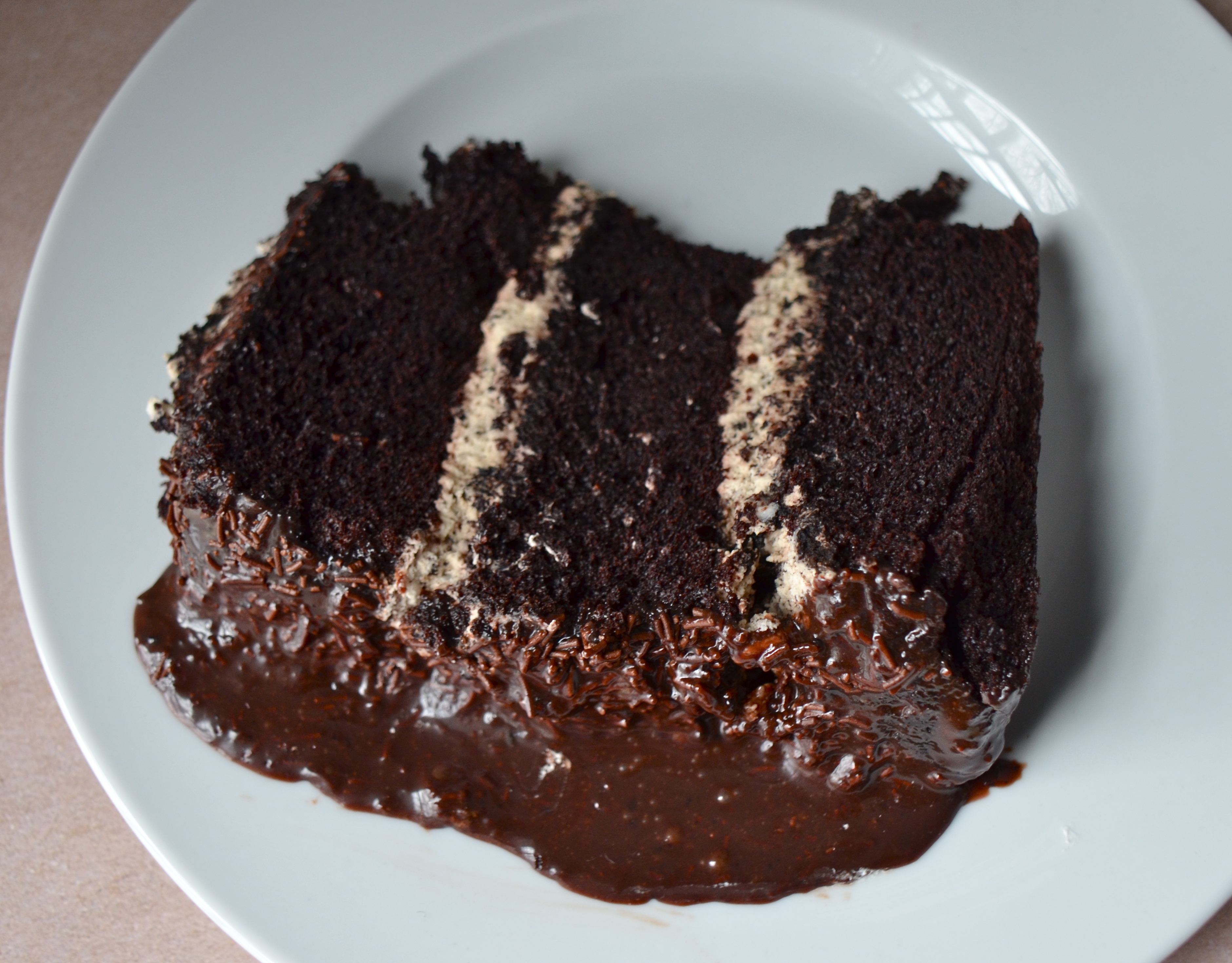 I Like Chocolate Cake Song