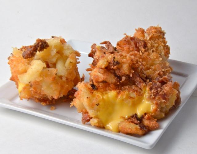 Mac And Cheese Bombs