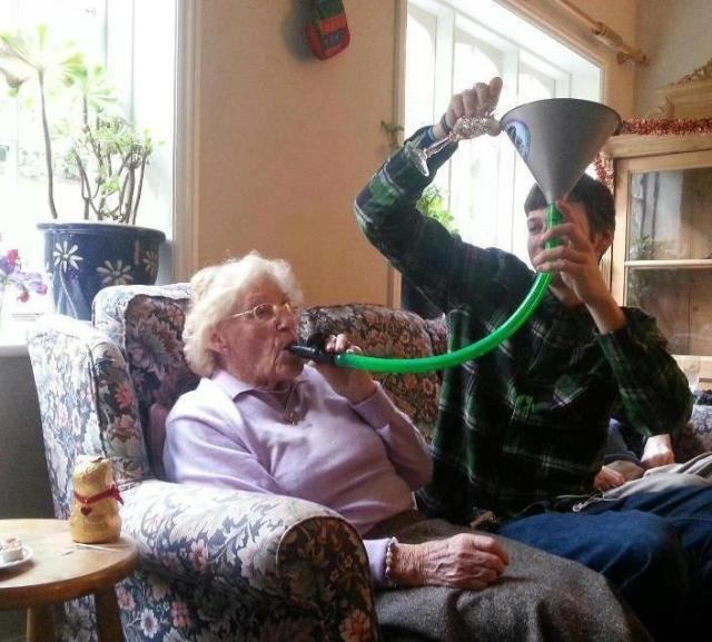 nan-grandma-beer-bong-wine-Sherry-13567175733