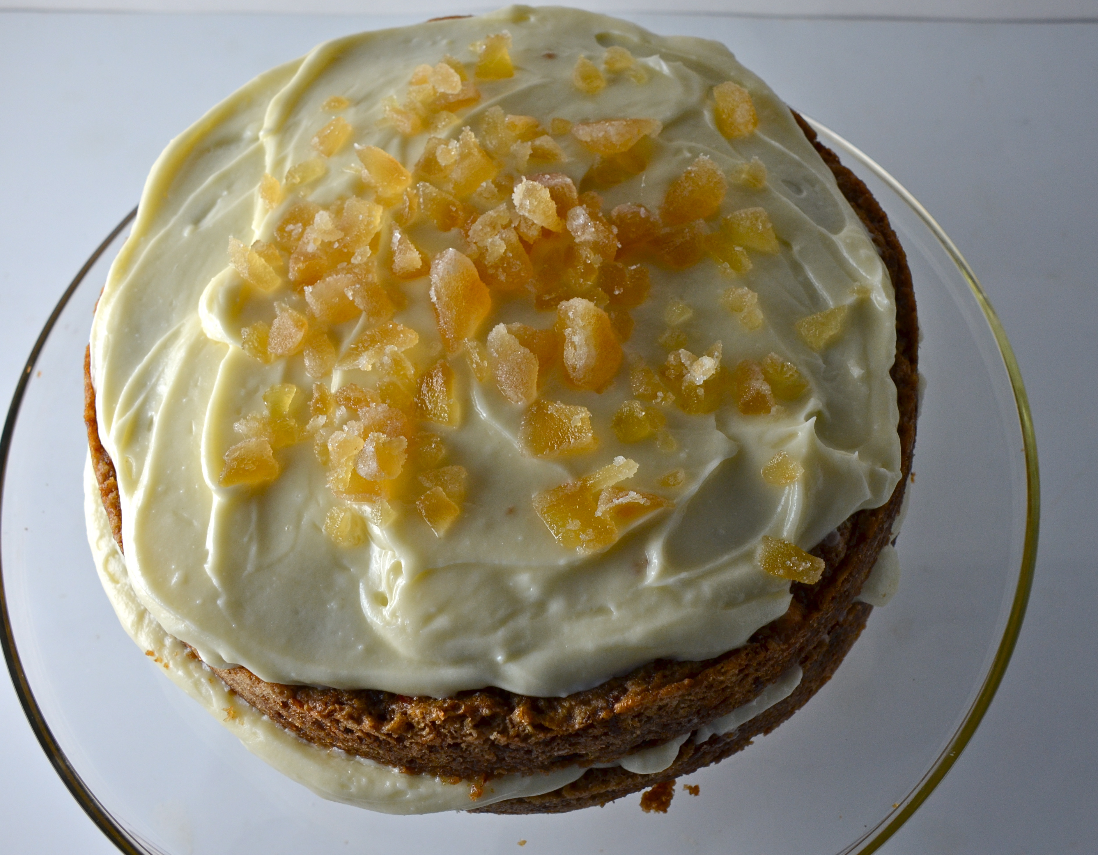 Barefoot Contessa Carrot Cake With Cream Cheese Icing