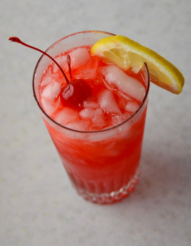 Mrs. Shirley Temple Cocktail