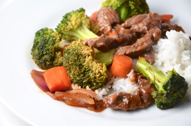 Beef And Broccoli Bowl