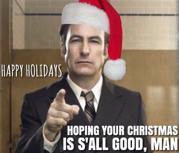 Saul Christmas