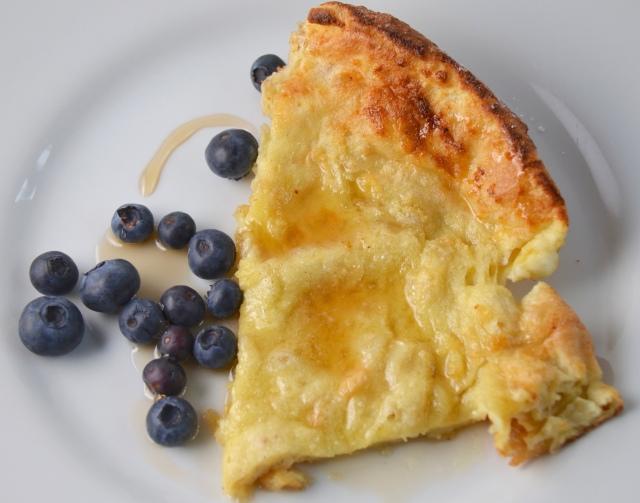 Oven-Puffed Pancake