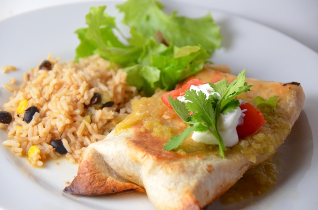 Almost-Famous Chimichangas