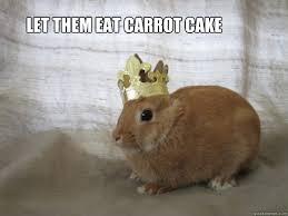 eat carrot cake