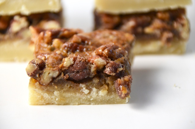 Best Ever Southern Pecan Pie Bars