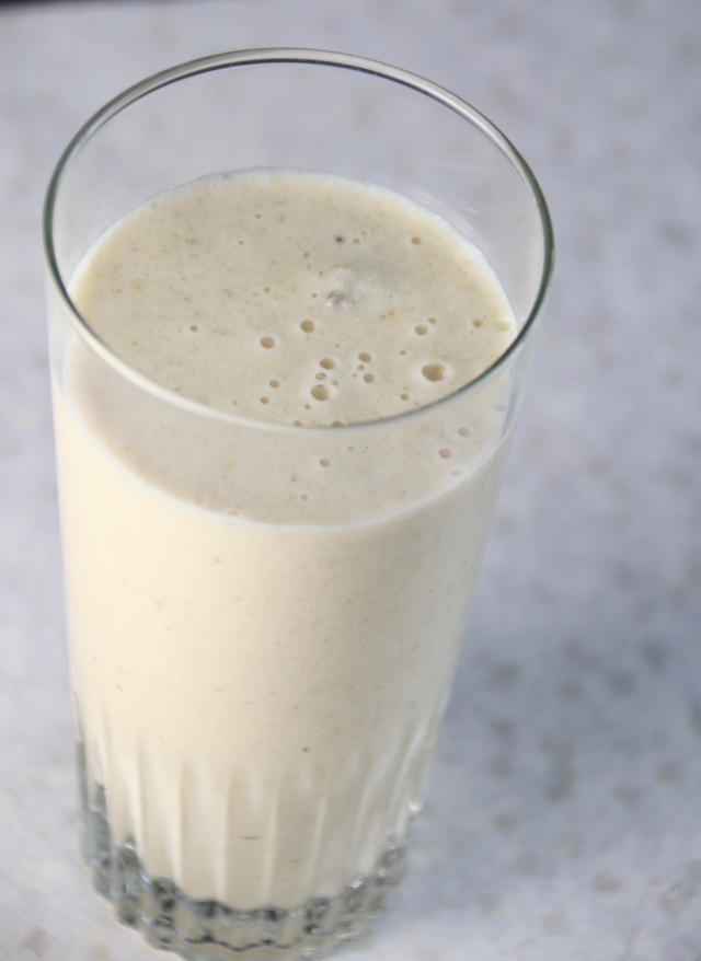 Oat-Coconut Smoothie