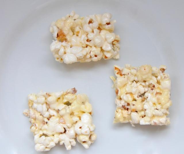 Popcorn Fluff Bars