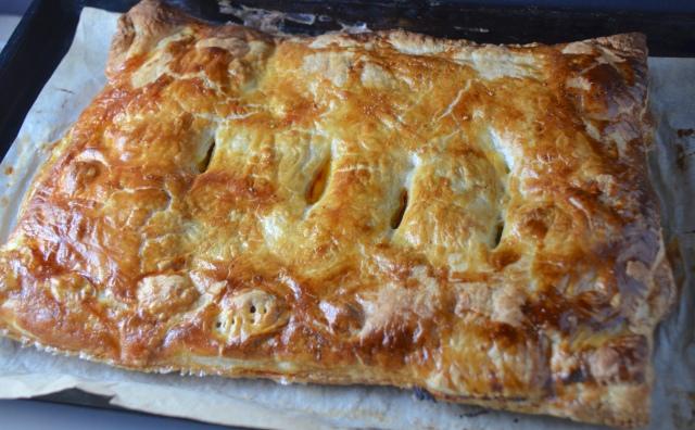 Italian Slab Pie