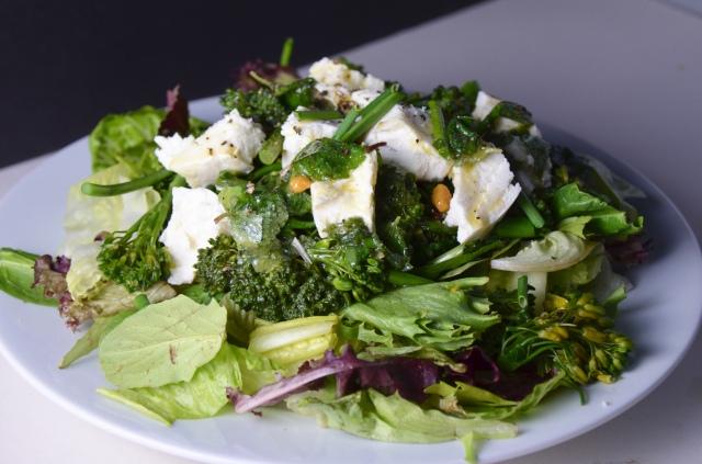 Broccolini Salad