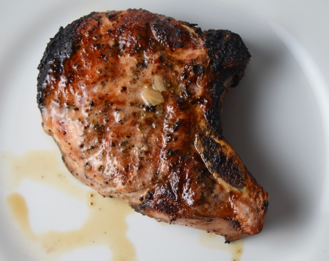 7-Up Marinated Pork Chops