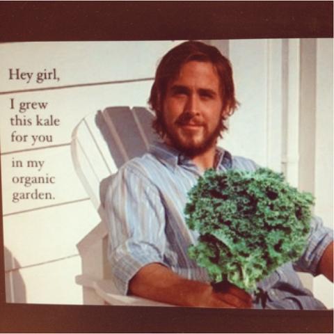 gosling kale