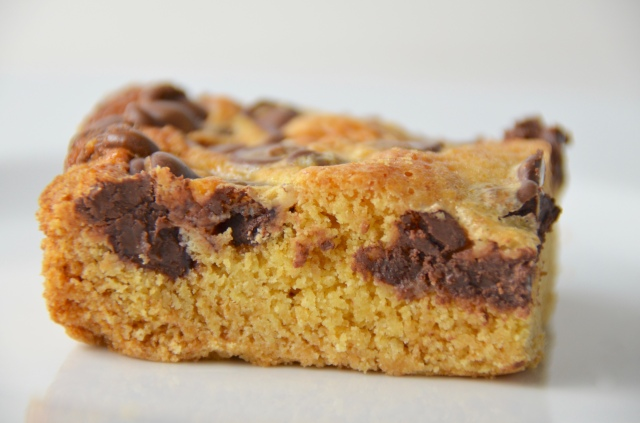 Butterscotch Chip Bars