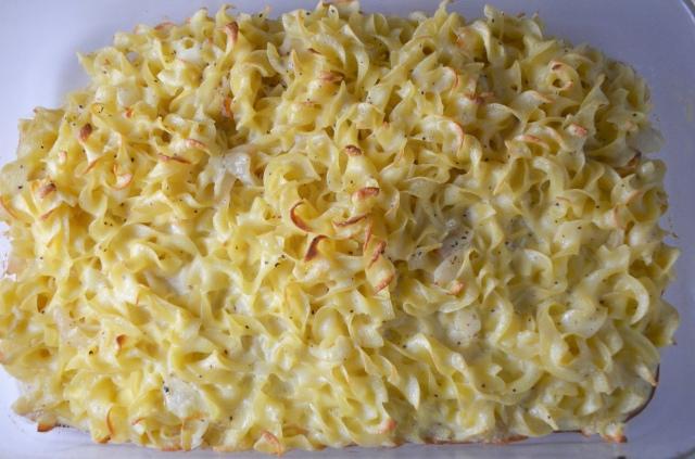 Savory Noodle Kugel