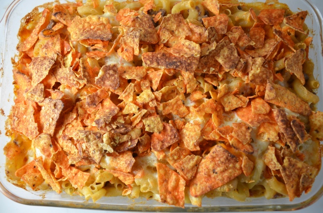 Nacho Mac And Cheese