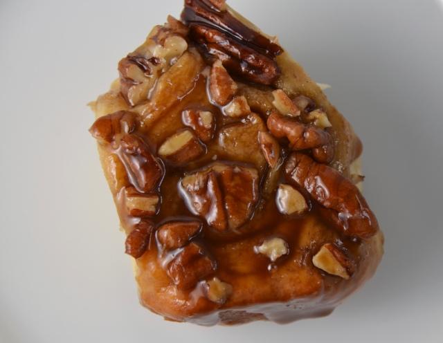 Honey Nut Sticky Buns