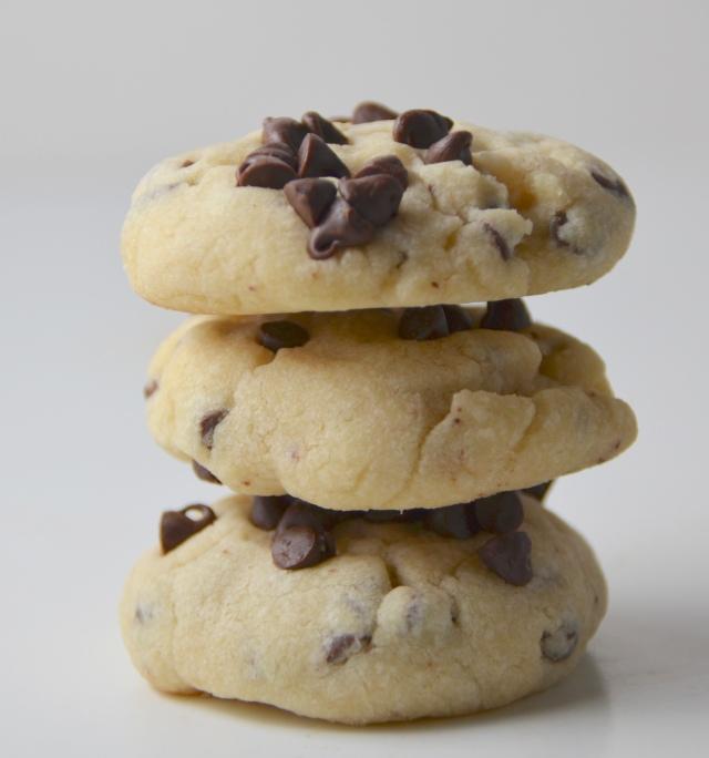 Chocolate Chip Dalmatian Cookies
