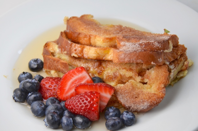 Cinnamon Toast French Toast