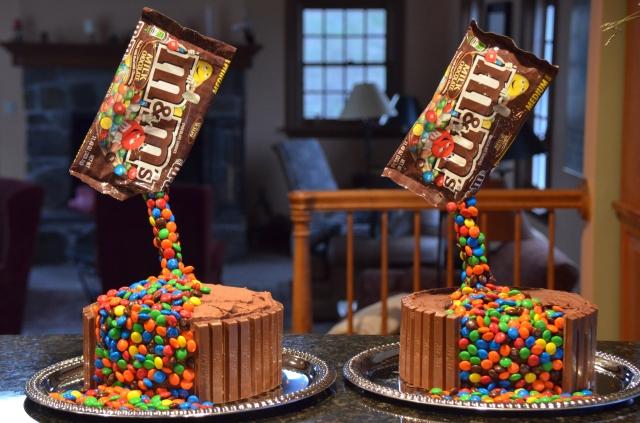 anti gravity cakes