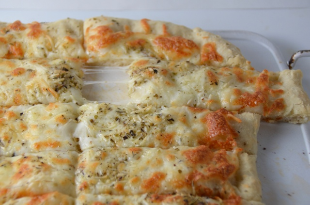 Herbed Cheese Sticks